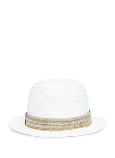 Inverni Şapka Beyaz